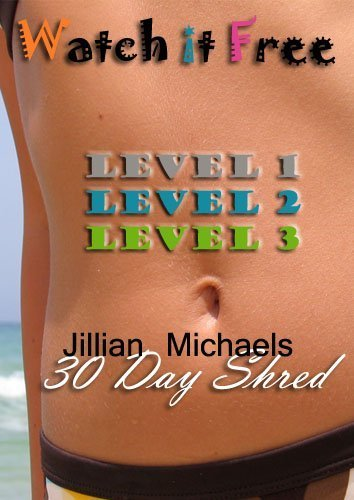 Jillian Michaels 30 Day Shred Results