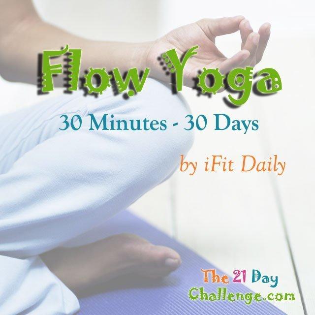 30 Days – 30 Minutes Flow Yoga