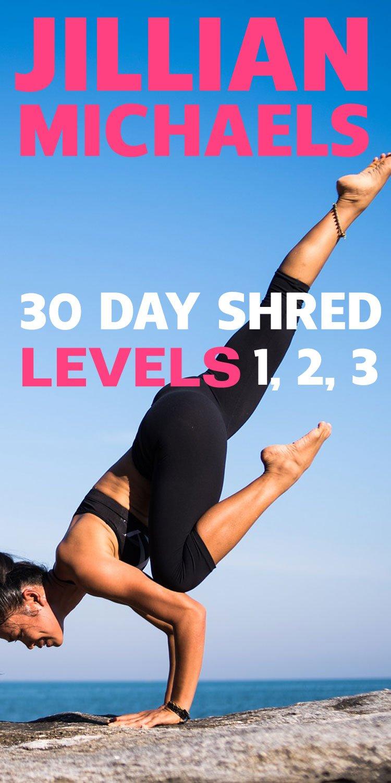 7 Reasons You Should ~ Jillian Michaels 30 Day Shred ...  7 Reasons You S...