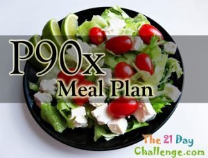 P90x Diet and Review