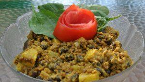 Black Eyed Hawaiian Delight Salad
