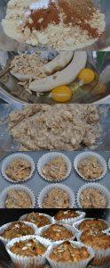 Gluten Free, Sugar Free – Banana Bread Muffins