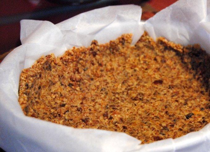 Gluten Free Apple Tart Crust