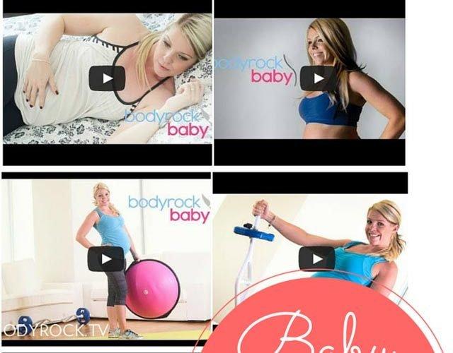 BodyRock Baby Workouts