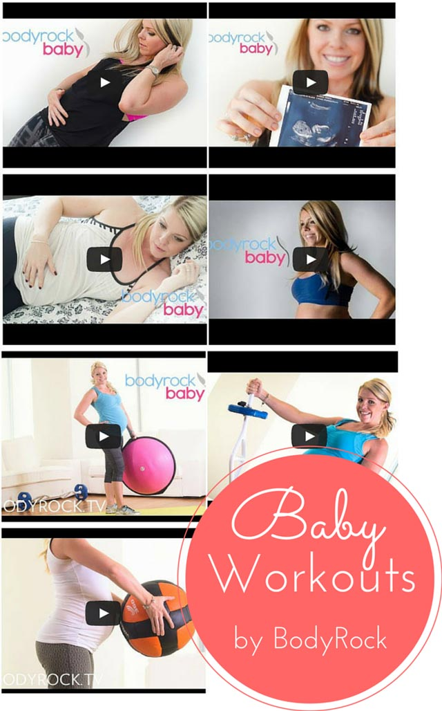 BodyRock Baby Workouts