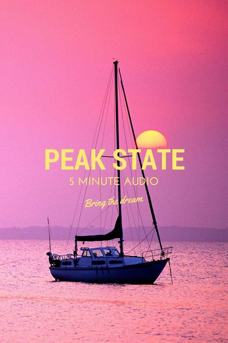 Peak State 5 Minute Audio