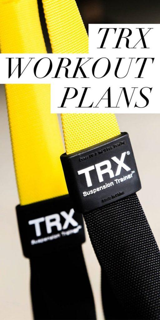 TRX Workout Plan