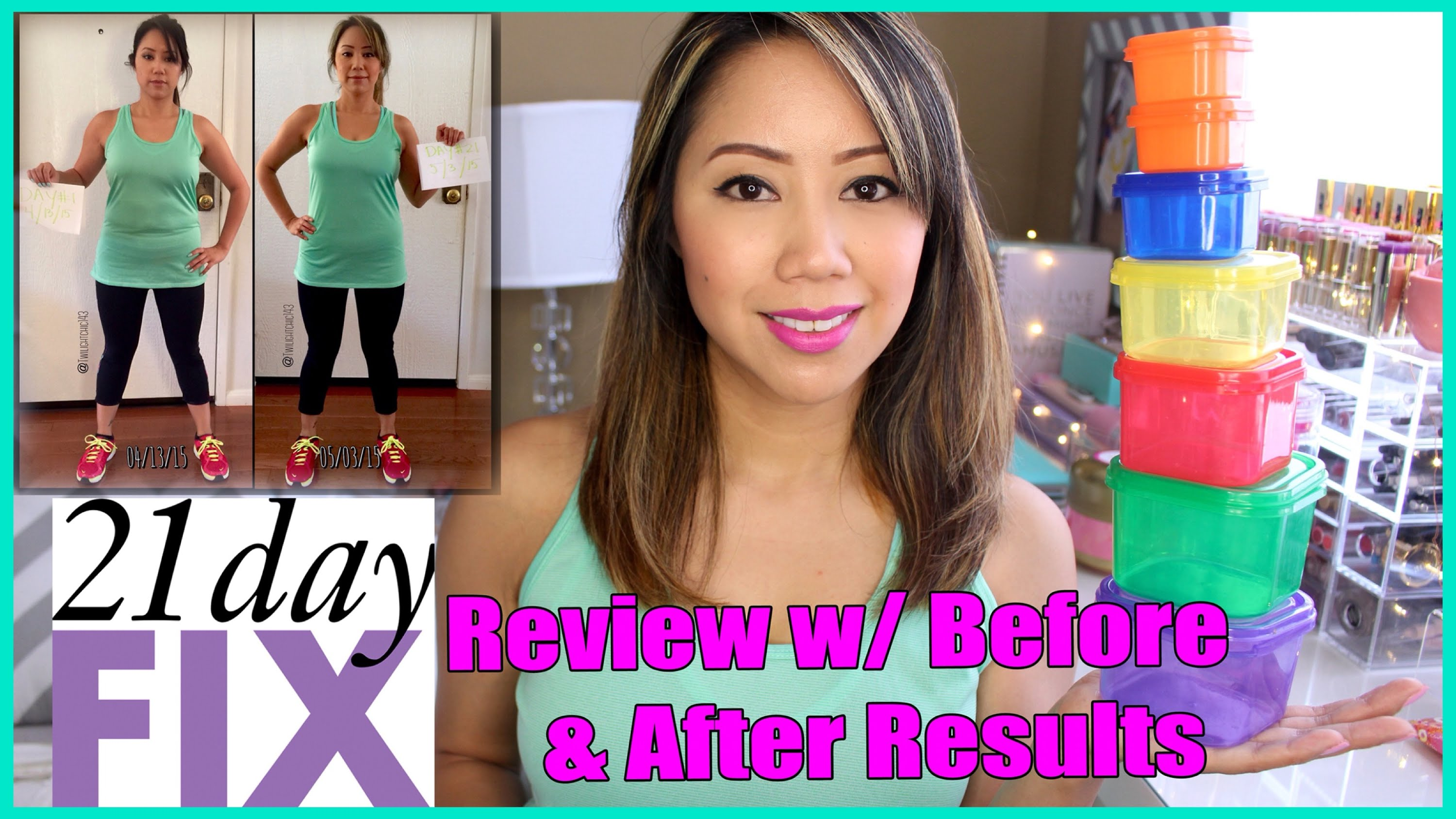 Beach Body 21 Day Fix Reviews