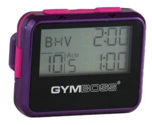 Gymboss Interval Timer and Stopwatch