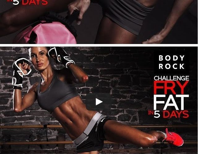 BodyRock Fry Fat In 5 Days