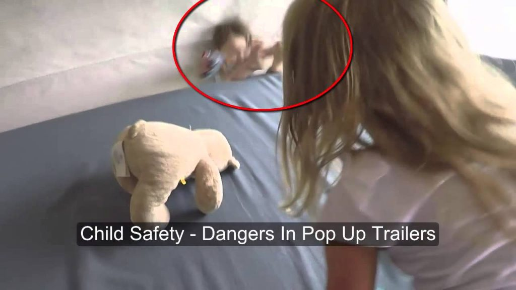Child Safety – Dangers In Pop Up Trailers