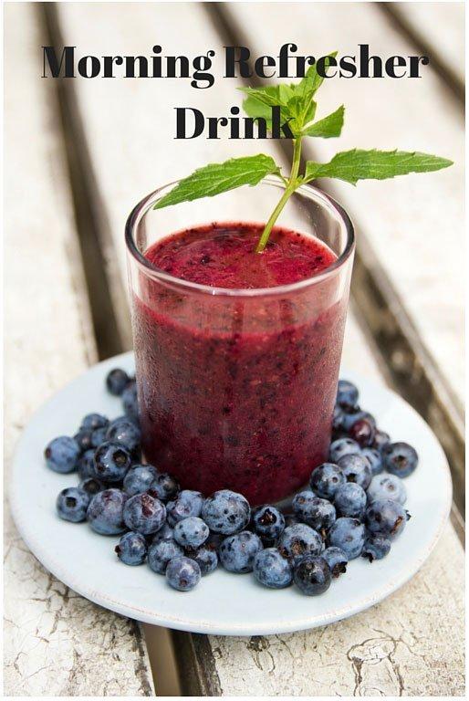 Morning Refresher Drink