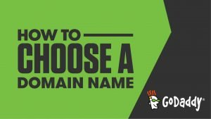 Choosing and Registering A Domain Name