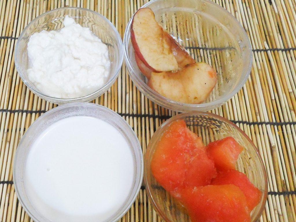 Anti Aging Apple Papaya Smoothie