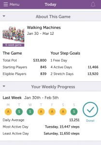 StepBet Game App – Bet You'll be Motivated To Get Moving