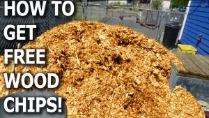 Free Wood Chips Delivered
