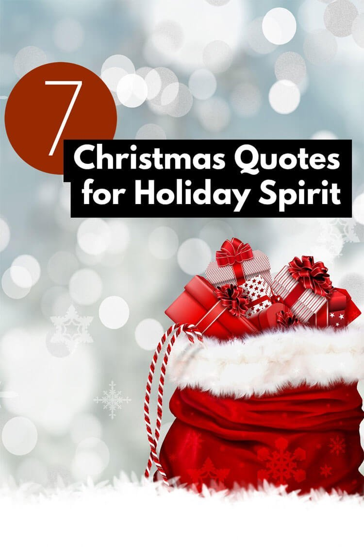 Christmas Quotes for your Holiday Spirit - TOP