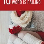 Is Your Guiding Word Failing