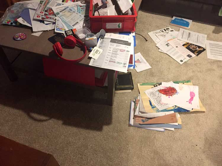 My Paper Mess