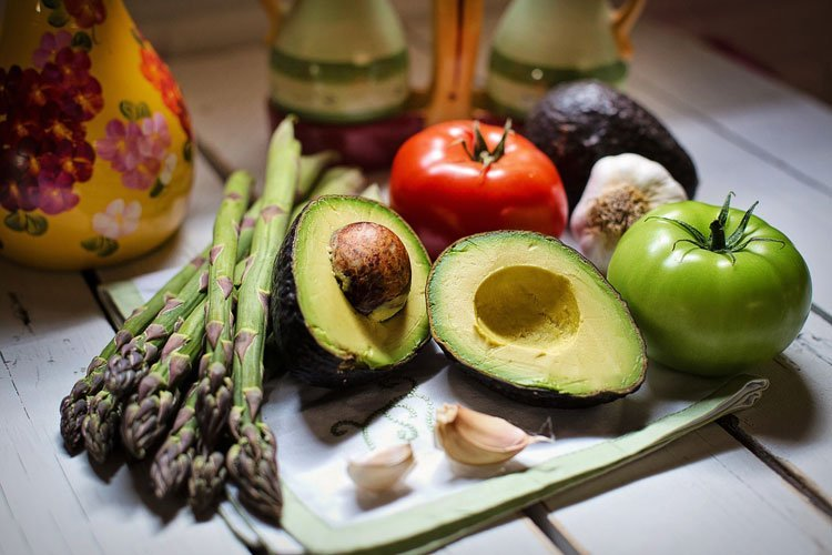 Keto Diet Fruits and Veggies