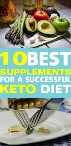 10 Best Supplements For A Successful Keto Diet