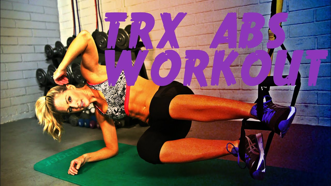 Best TRX ABS Workouts