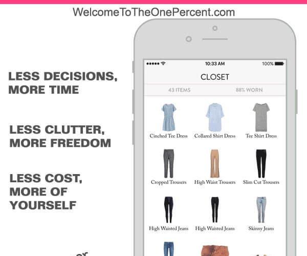 Cladwell Wardrobe App