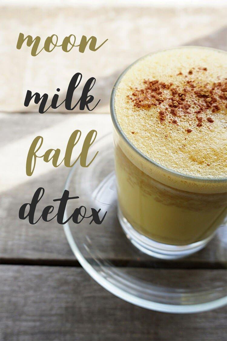 Moon Milk Detox
