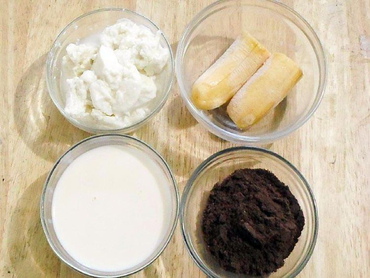 Protein Chocolate Smoothie