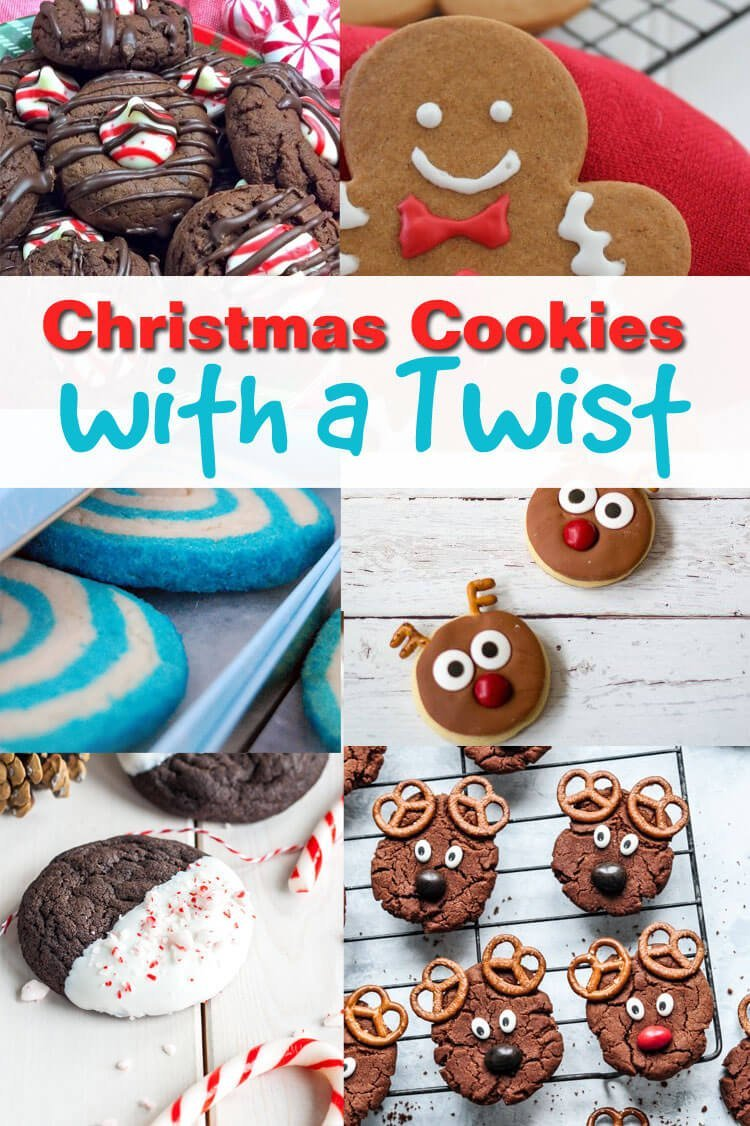 Delicious Christmas Cookies 2018 Top