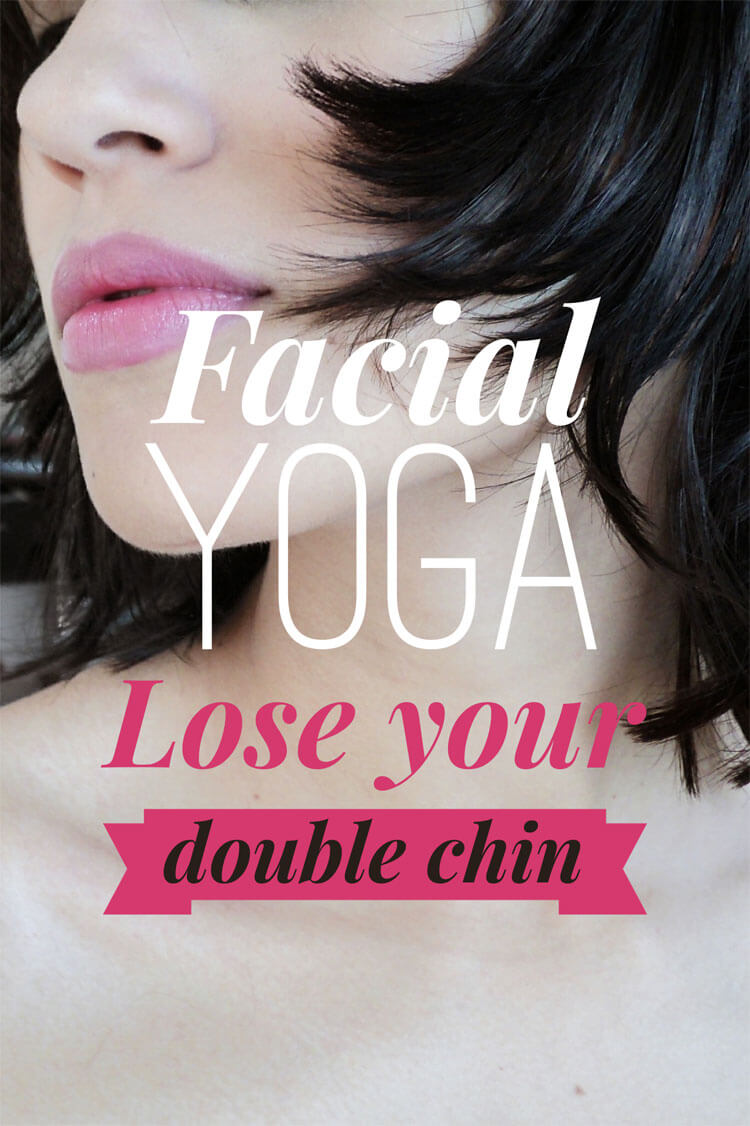 Facial Yoga for Double Chin