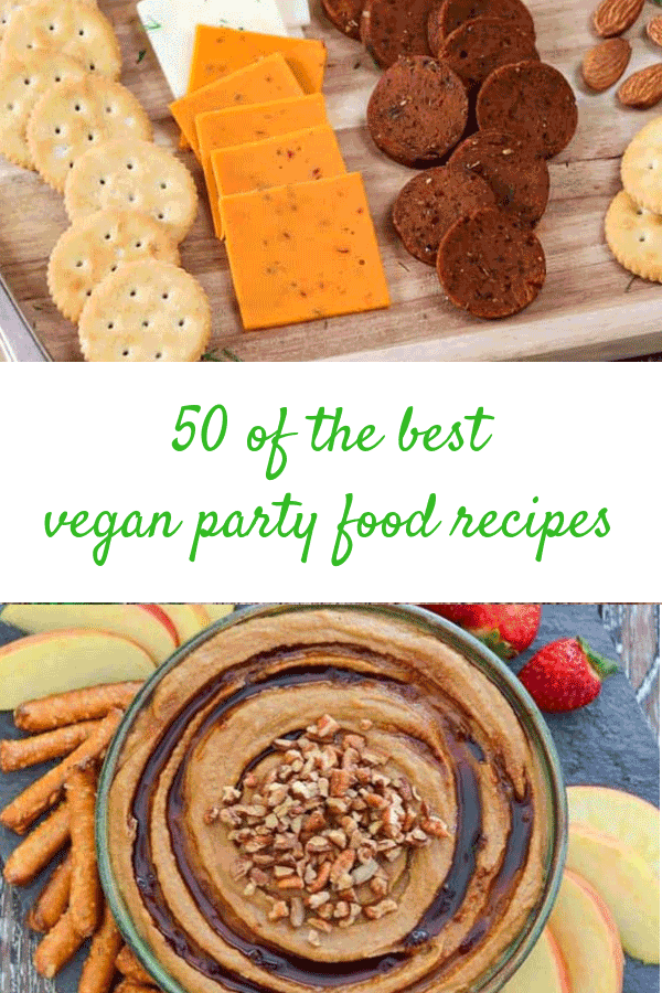 50 Vegan Buffet Food Recipes For Your Next Party