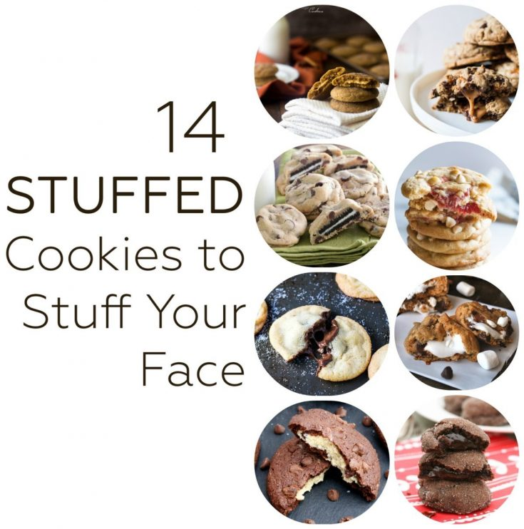 Delicious Stuffed Cookies To Stuff Your Face