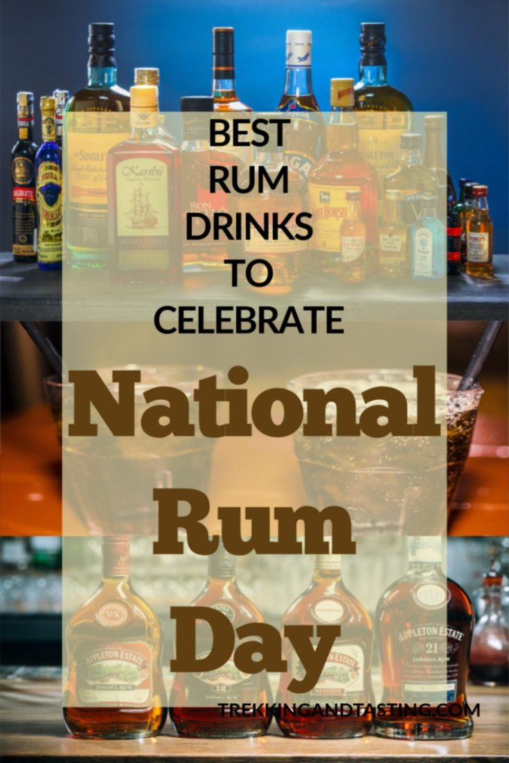 Best Rum Drinks To Celebrate National Rum Day Everyone Will Love