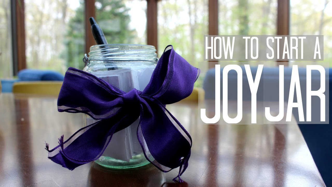 Make Your Own Journal Jar – 28 Journal Jar Questions and Prompts