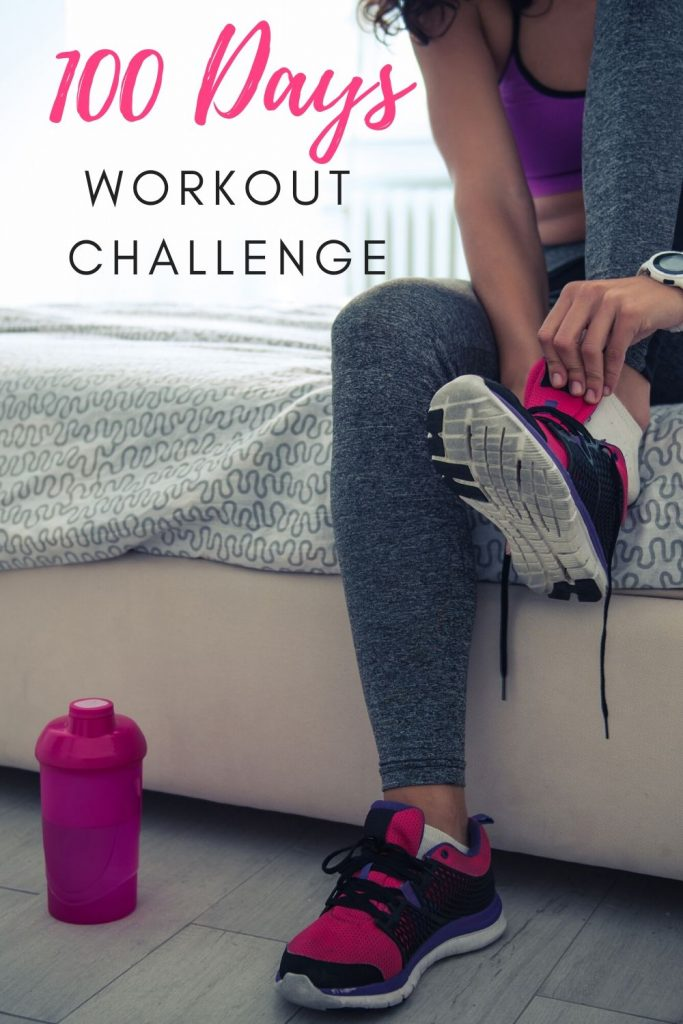 100 Day Workout Challenge