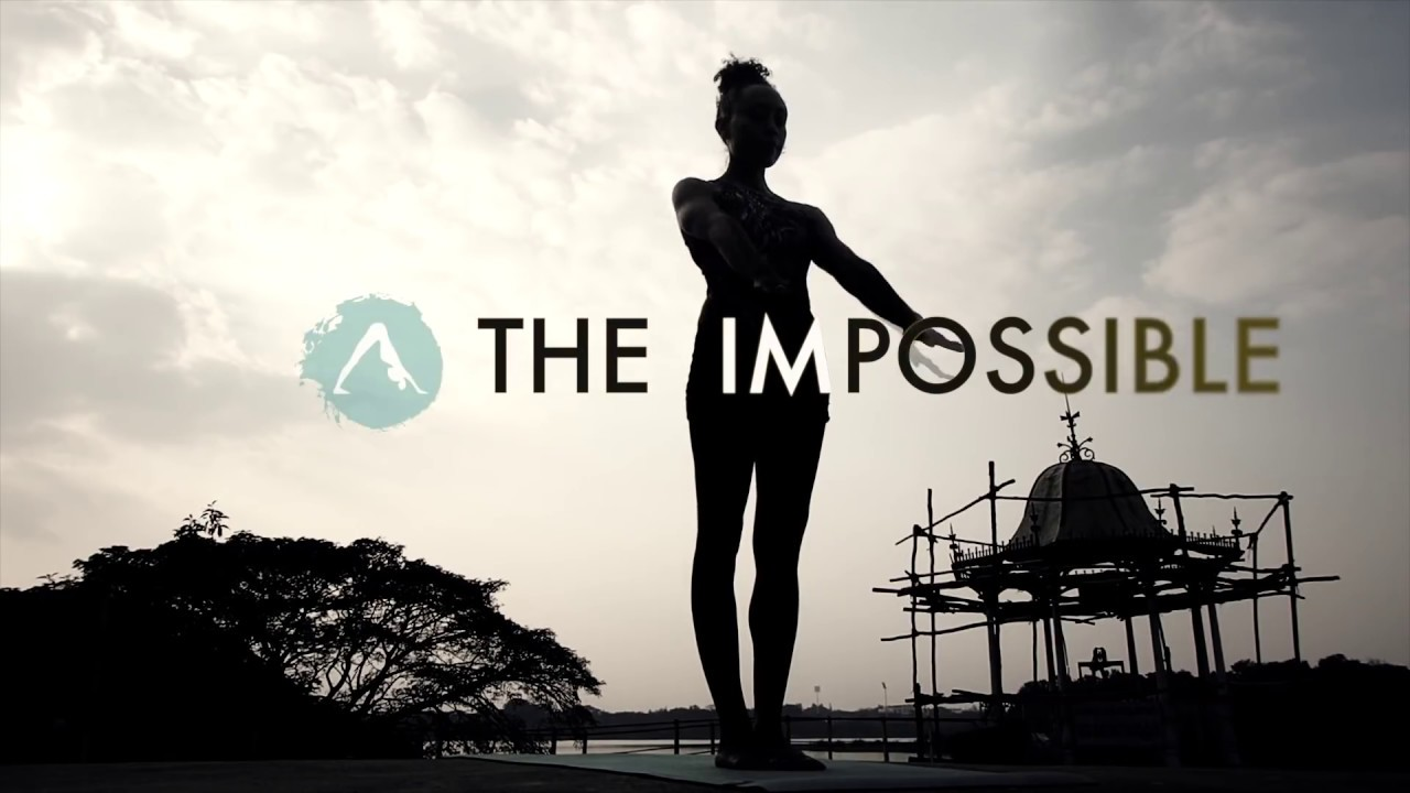The Impossible ~ Ashtanga Yoga Demo that will Move You