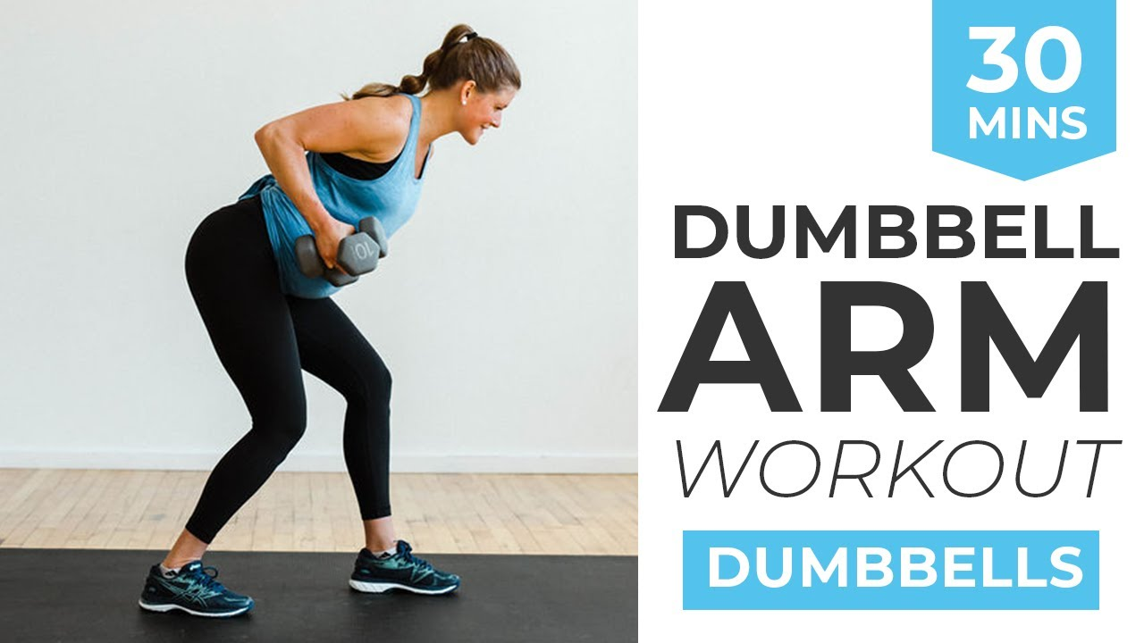 Barre Fitness: 30-Minute Power Barre Workout Videos